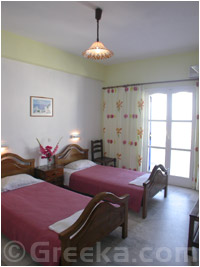Anna Pension, Santorini, Greece, best alternative hostel booking site in Santorini
